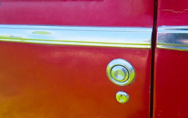 Program Car Garage Door Opener >> Lincoln Door Buttons & Image Is Loading 1946-48-Lincoln ...